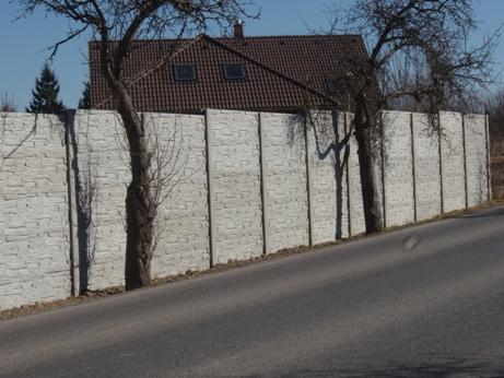 Nejlevnější betonové ploty