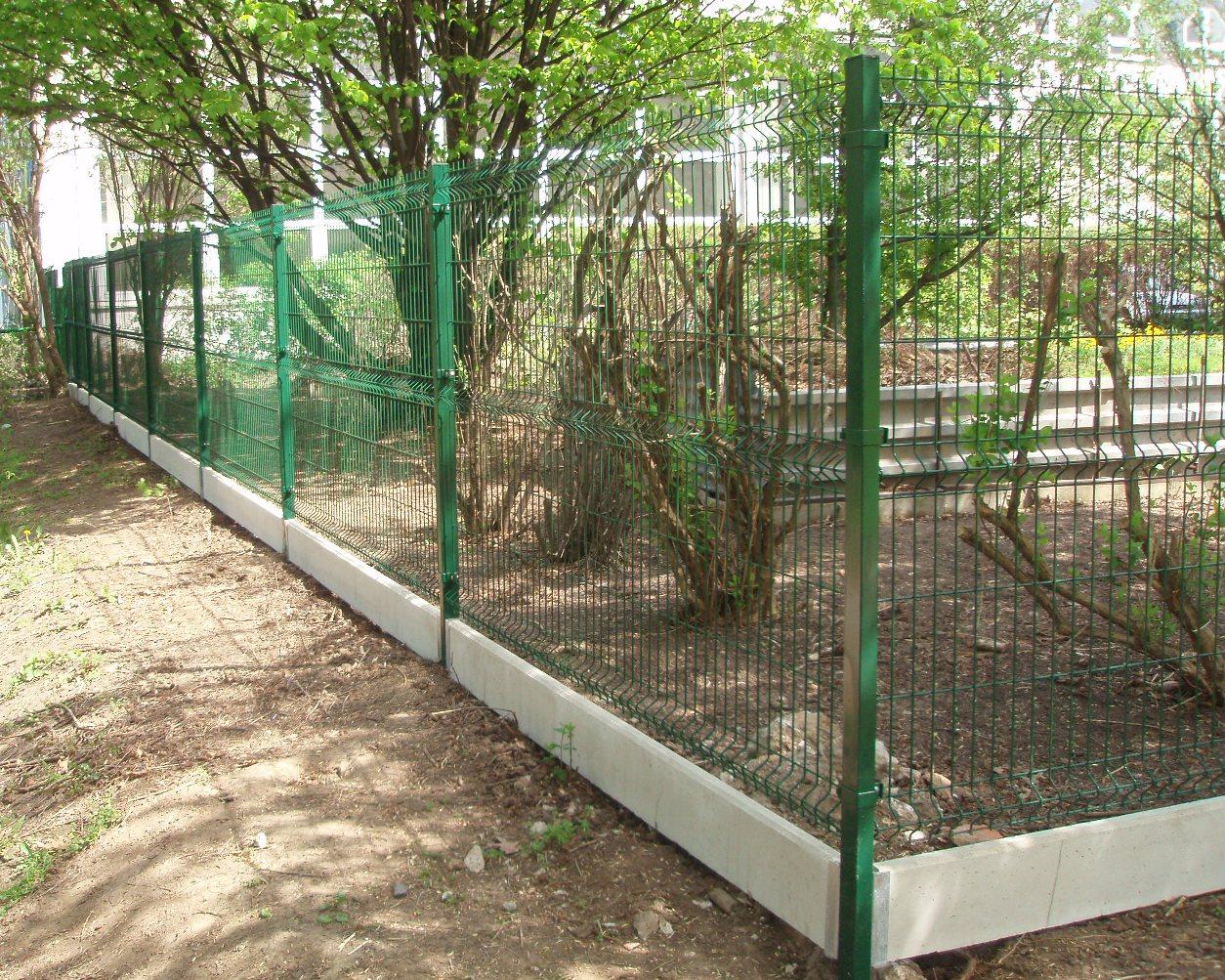 Průmyslový drátěný plot - Levné ploty.cz